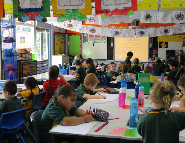 When Social And Emotional Learning Is >> School Overview South Kalgoorlie Primary School